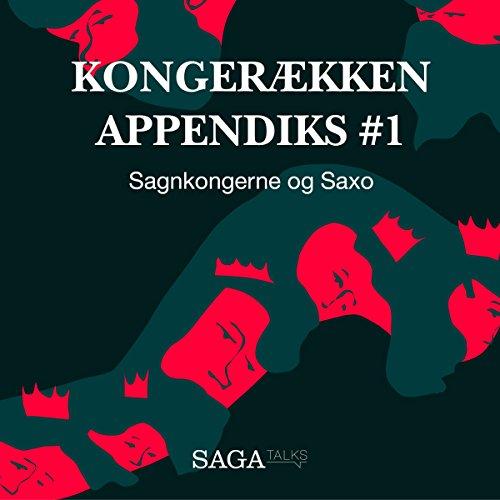 Sagnkongerne og Saxo cover art