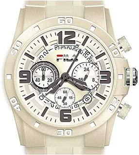 Reloj analogico para Hombre de Cuarzo con Correa en Caucho FA1033-02