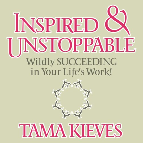 Inspired & Unstoppable audiobook cover art