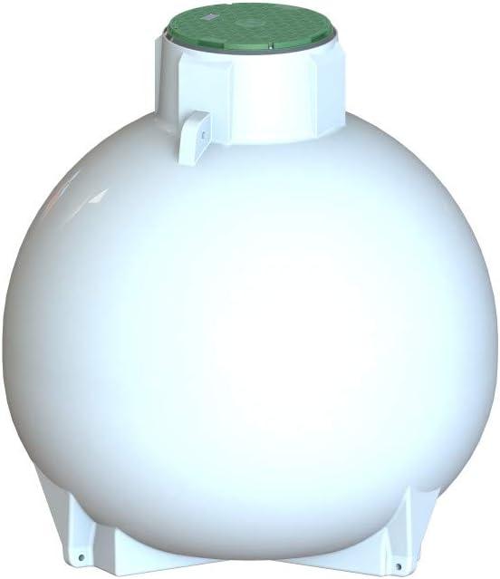 Plasteau - Cuve Ecopotable - eau sanitaire ou potable - 5000 L