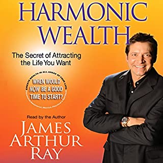 Harmonic Wealth audiobook cover art