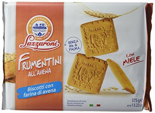 Lazzaroni Frumentini Avena - Pacco da 9 x 375 gr