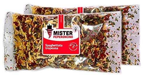 Spaghettata Tropeana (70gr x 2) - Preparato per pasta - Mister Peperoncino