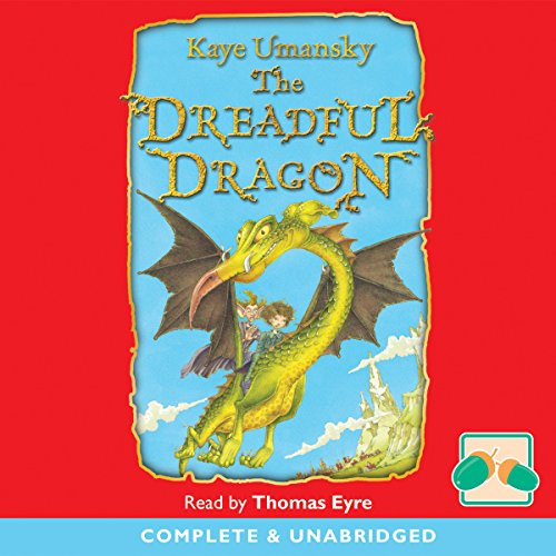 The Dreadful Dragon audiobook cover art
