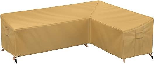 Sunkorto Housse de Protection pour Parasol Chauffant Ext/érieur Housse Imperm/éable en Oxford 86 x 47 x 241 cm