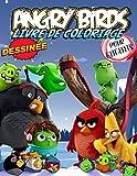 Angry Birds Livre De Coloriage: Angry Birds Super Livre De Coloriage: Colorer De Merveilleuses Images Non-Officielles