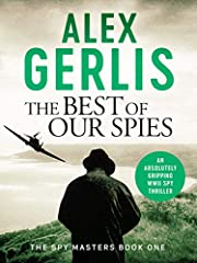 The Best of Our Spies (Spy Masters Book 1)