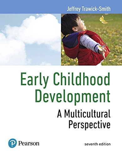 Top 4 early childhood development trawick-smith 7th edition for 2020