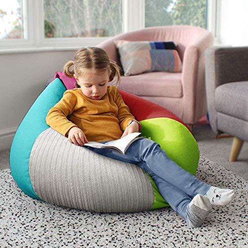 HAOLIN Kids Classic Sitzsack,OneColor-OneSize