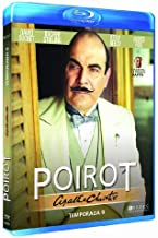 Agatha Christie's Poirot - Season 9 ( Agatha Christie: Poirot ) ( Five Little Pigs / Sad Cypress / Death on the Nile / The Hollow ) [ Blu-Ray, Reg.A/B/C Import - Spain ]