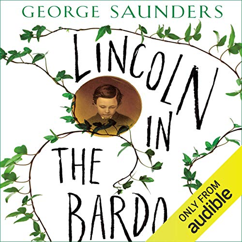 Lincoln in the Bardo cover art