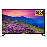 UNITED TV television (Full Matrix LED Light, Triple Tuner, Freeview HD,Freesat HD, CI+, HDMI, USB, Q.Box Sound System) LED43DU58 (43 inch)