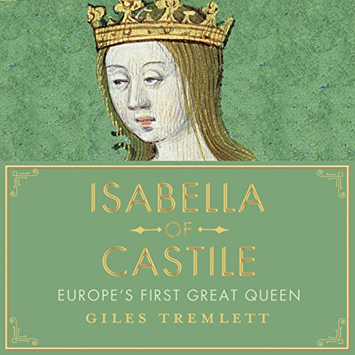 Isabella of Castile cover art