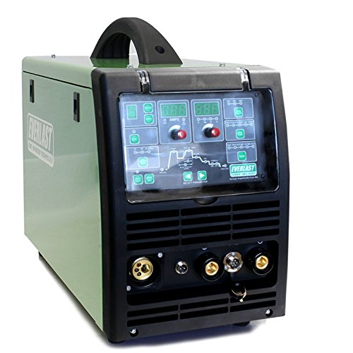 2019 Everlast PowerMIG 253Dpi GMAW-P/SMAW 250A 220v 1PH