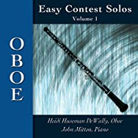 Easy Contest Solos: Oboe Vol. 1