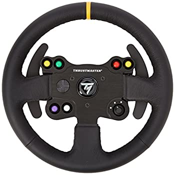Thrustmaster VG TM Leather 28 GT Wheel Add-On: photo