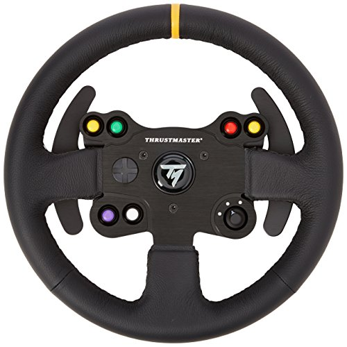 Price comparison product image Thrustmaster Leather 28GT Wheel Add-On (for PC,  PS4,  XOne)