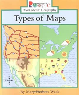 Types of Maps (Rookie Read-About Geography: Maps and Globes)