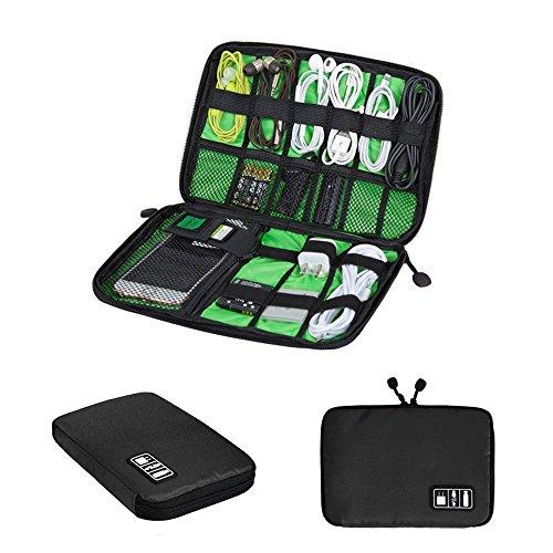 Cavo Organizer Caso Universale Carry Travel Organizer Borsa Accessori Elettronica Borsa per Cavo USB Hard Drive Scheda di Memoria Cavo di Alimentazione Caricabatteria
