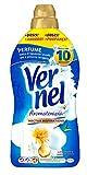 Vernel Aromaterapia Secretos de Bienestar Suavizante Concentrado Aceite de Argán y Jazmín - 1311 ml