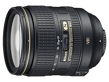 Nikon 24-120mm f/4G ED VR AF-S NIKKOR Lens for Nikon Digital SLR  Renewed
