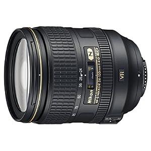 Nikon 24-120mm f/4G ED VR AF-S NIKKOR Lens for Nikon Digital SLR (Renewed)