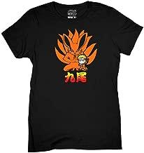 Ripple Junction Naruto - Shippuden Naruto Kurama Nine Tails Chibi Junior T-Shirt