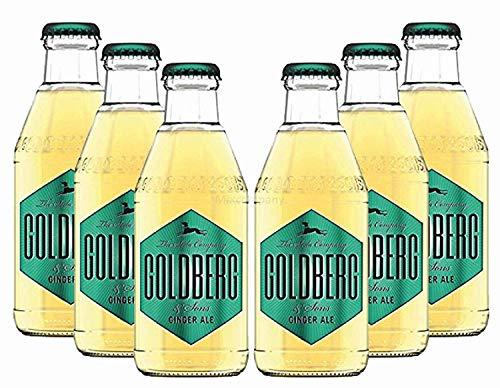Goldberg Ginger Ale – 6 x 200 ml = 1200 ml