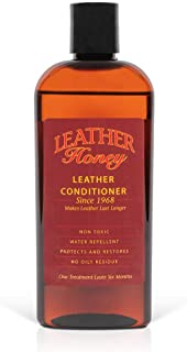 Leather Honey Leather Conditioner, Best Leather Conditioner Since 1968. for Use on..