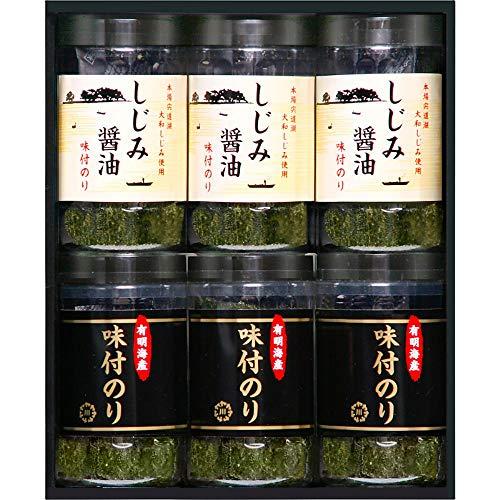 有明海産&しじみ醤油味付のり ( 700-5648r )