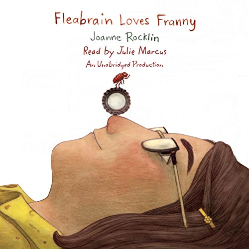 Fleabrain Loves Franny audiobook cover art