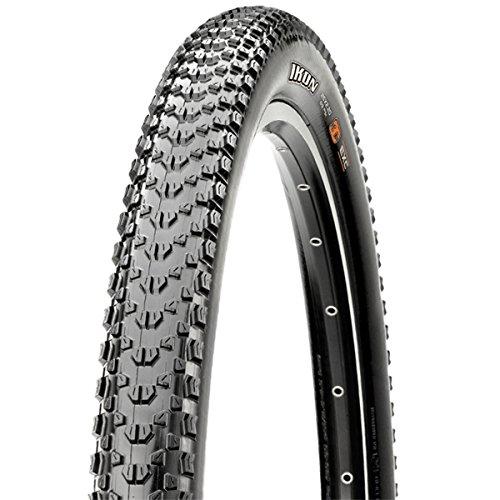 Product Image 1: Maxxis Ikon 3C EXO Tubeless Ready Folding Mountain Bicycle Tire (Black – 26 x 2.2)