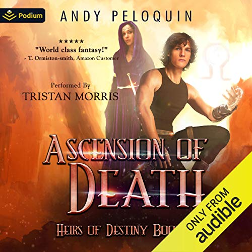 Ascension of Death  By  cover art