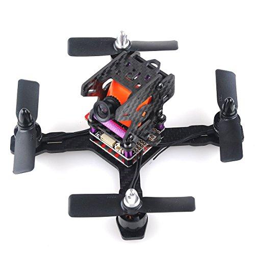 Crazepony X150 FPV Racing Drone Mini Quadcopter Carbon Fiber Frame Kit
