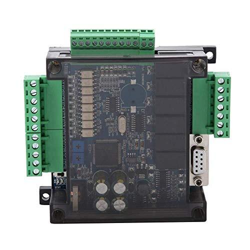 XUSHEN-HU Junta de Control de PLC, PLC Junta de Control Industrial FX3U-14MR 8 Entrada 6 Salida Simple Controlador programable