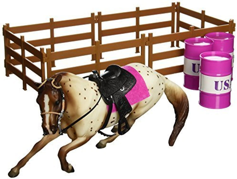 Breyer Barrel Racing Toy by Reeves (Breyer) Int'l