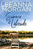 Summer At Lakeside: A Sweet Small Town Romance (Return to Sapphire Bay Book 2)