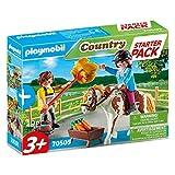 PLAYMOBIL Country 70505 Granja de Caballos Set Adicional, para niños a Partir de 3 años