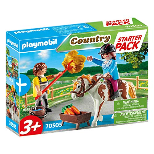 PLAYMOBIL Country 70505 Granja de Caballos