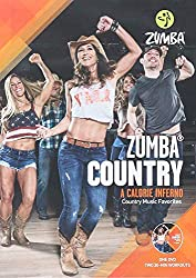 in budget affordable DVD of Zumba's country dance music, country dance training and fitness