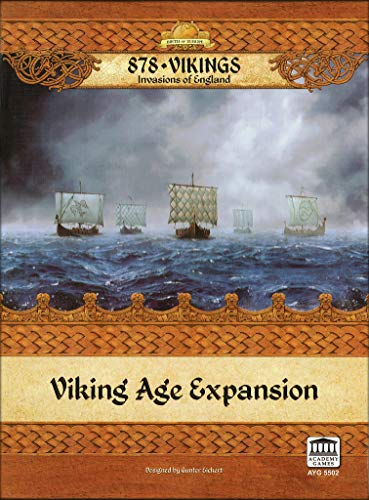 Academy Games 5502 - 878 Vikings: Viking Age Expansion