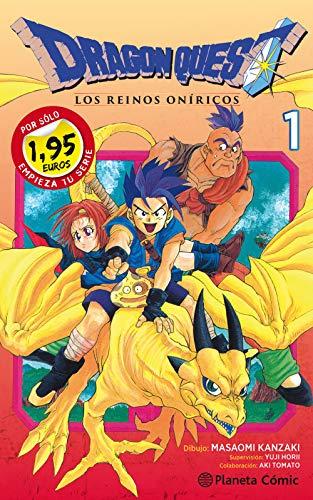 MM Dragon Quest VI nº 01 1,95: Los reinos oníricos (Manga Manía)