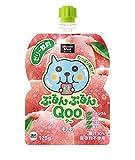 コカコーラ ミニッツメイドQoo ぷるんぷるんQoo ピーチ 1箱(30個)