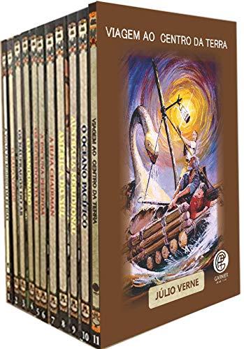 Coleção Julio Verne: 11 Volumes