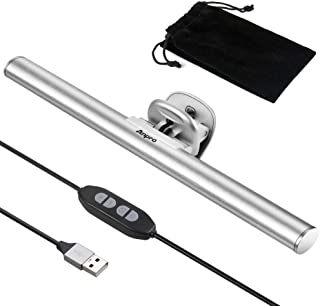 Anpro Laptop Computer Monitor Light, Screen Light Bar E-Reading LED Task Lamp, USB Powered Monitor Lamps, can Adjust The B...