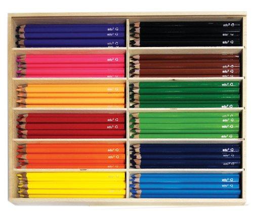 Unbekannt edu³ Jumbo Farbstifte tri H144