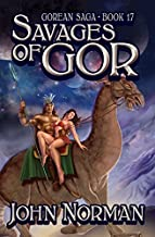 [ Savages of Gor BY Norman, John ( Author ) ] { Paperback } 2014
