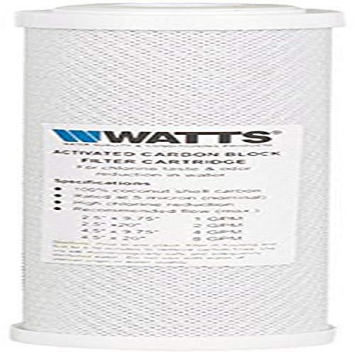Watts (WCBCS975RV) Carbon Block Water Filter Cartridge