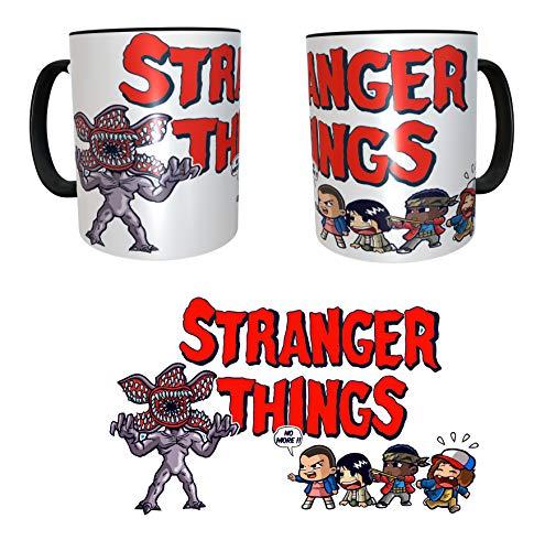 Los Eventos de la Tata Tazas Originales de Stranger Things