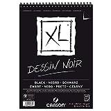 Canson 400039086 XL Dessin Noir Skizzenblock